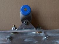 Aluminum függesztés görgővel