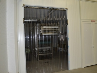 Ponyva hőfüggöny gyártás