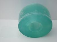 Fagyálló víztiszta pvc szalag-200mm