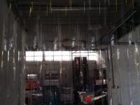 Hő védő függöny