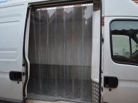 Hűtő kocsi függöny