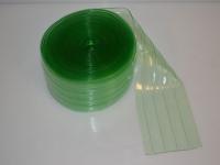 ESD antisztatikus, bordás PVC szalag