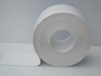 Fehér színű PVC szalag