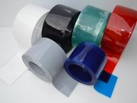 Színes PVC szalagok 200x2