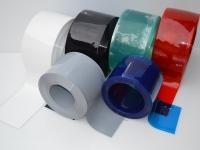 PVC szalagok, színes 200x2mm