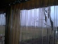 állati hideg ellen PVC hőfüggöny