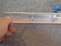 Aluminium rögzítő