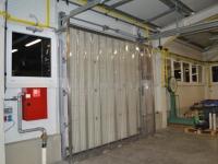 Ipari hőszigetelő függöny