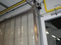 termo hővédelem lamellás szalagfüggöny