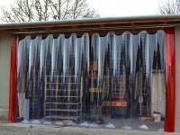 Hőszigetelő függöny