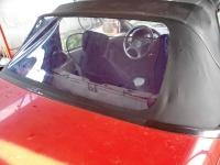 PVC tarpaulin for cabrio
