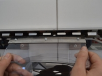 Lágy PVC hőfüggöny