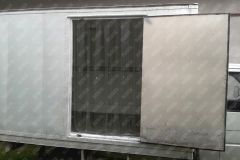 Fagyálló sima  PVC hőfüggöny