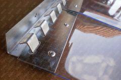 Galvanizált acél felfüggesztési rendszer
