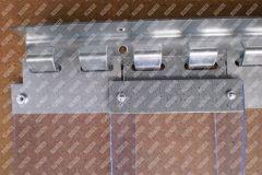Galvanizált lemezpár 100mm