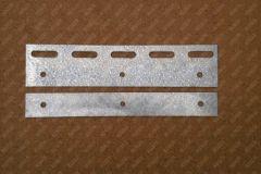 Galvanizált lemezpár 200mm