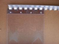 Galvanizált lemezpár 300mm