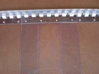 Galvanizált lemezpár 300mm felfüggesztés