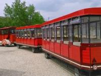 Városnéző vonat hőszigetelés