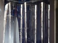 Szalagfüggöny PVC