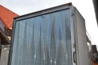 Hűtőautó függöny