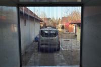 Hűtő autó PVC függöny