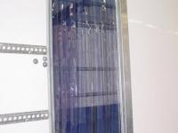 Termofüggöny ajtó kocsira