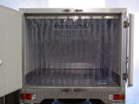 Termofüggöny hűtőkocsira