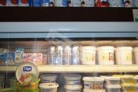 abc profil tejhűtőhöz szalagfüggönnyel