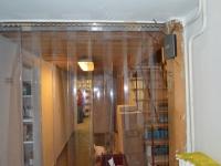 Szalag függöny készítés