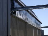 PVC hőszigetelő függöny