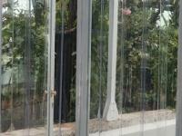 átlátszó PVC terasz függöny