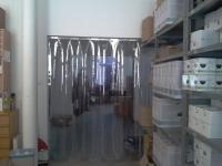 PVC térelválasztó szalagfüggöny