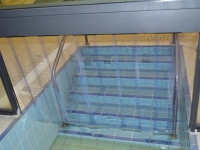 Hőfogó függöny uszodába