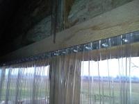 Lovarda PVC függöny