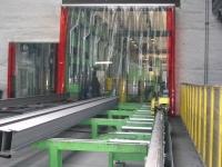 ipari szalagfüggöny térelválasztó