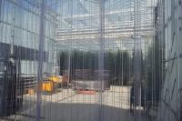 PVC függöny üvegházba