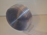 PVC szalag bordázott