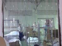 Ipari hőszigetelő termofüggöny
