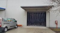 Normál sima PVC hőfüggöny