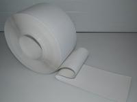 Fehér PVC szalag 200mm