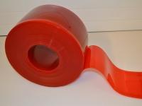 Piros PVC szalag