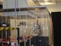 PVC függöny védőfüggöny, antisztatikus