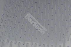 Perforált víztiszta PVC szalag