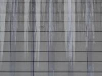 Víztiszta PVC szalagfüggöny