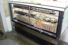 PVC felfüggesztési rendszer – élelmszer hűtőpultokhoz
