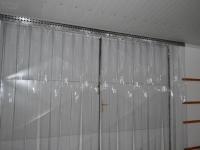 PVC hőfüggöny