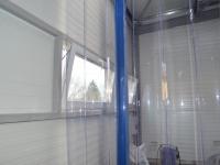 Hővédő függöny