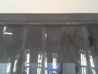 PVC termo függöny