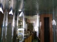 PVC függöny, hőszigetelő